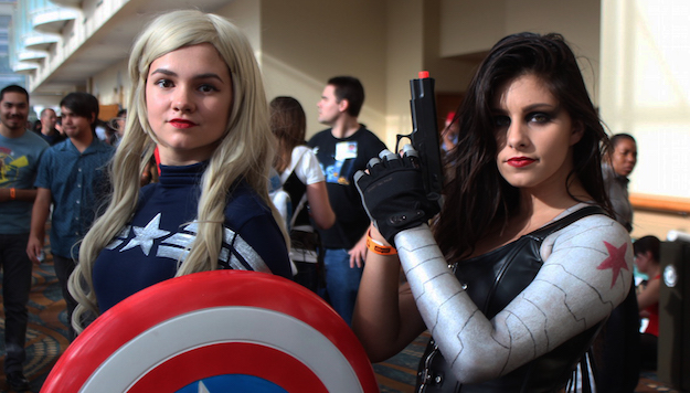 Check out our full Long Beach Comic-Con cosplay gallery!