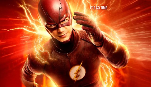 The Flash Rises in Shocking New Poster for Season 2