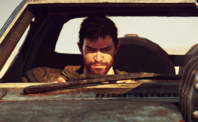 What a Lovely Day to Watch the Mad Max Launch Trailer.