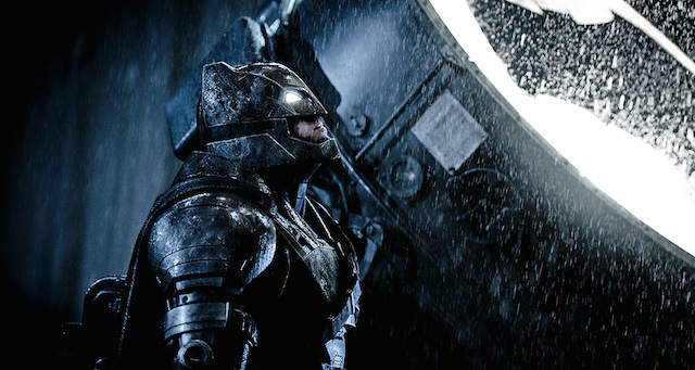 """The Batman v Superman rating is in. The new film has been rating PG-13 for """"intense sequences of violence and action throughout, and some sensuality""""."""
