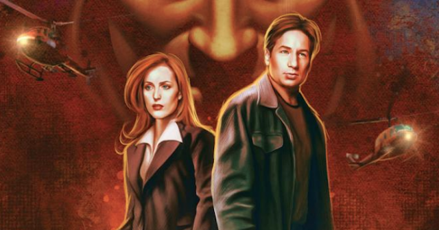 Watch a new X-Files trailer and catch the new episodes when the series returns to FOX beginning with a special two-night event beginning Sunday, January 24.