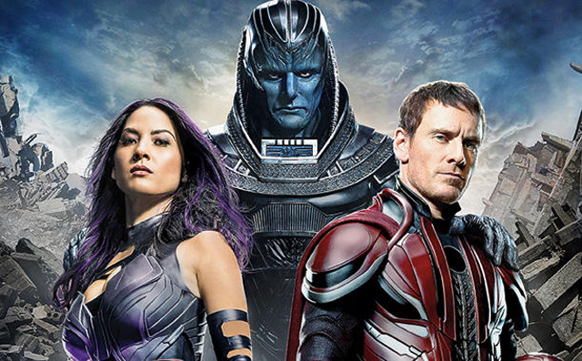 X-Men: Apocalypse Headed Back to Montreal for Reshoots