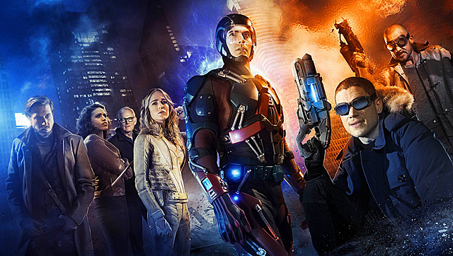 NYCC: Talking to the DC's Legends of Tomorrow Cast.