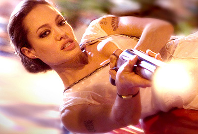 angelina jolie wanted by universal for wanted 2