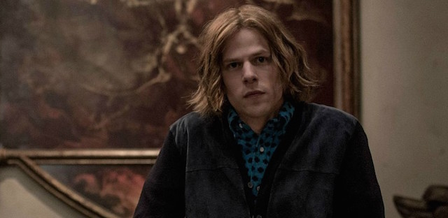 Zack Snyder and Jesse Eisenberg have today revealed that the Lex Luthor actor was originally up for a completely different Batman v Superman role.