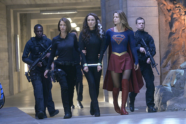 Supergirl Midseason Premiere Recap: Blood Bonds.