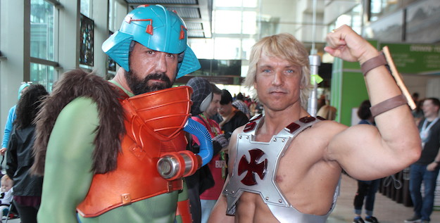 Check out even more Emerald City Comicon cosplay in gallery five.
