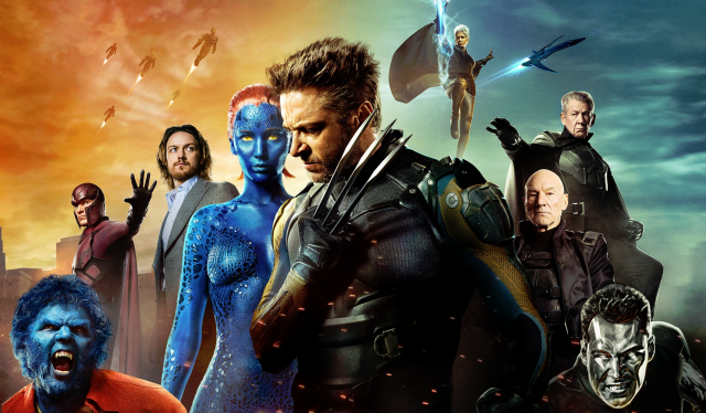 Highest Grossing Superhero Movies: X-Men: Days of Future Past
