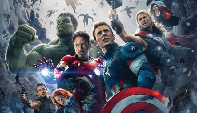 Highest Grossing Superhero Movies: Avengers: Age of Ultron