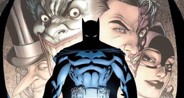 "The Dark Knight Returns might have finality to it, but Neil Gaiman's two-issue story is the true ""last"" Batman story."