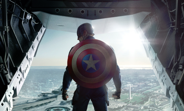 Highest Grossing Superhero Movies: Captain America: The Winter Soldier