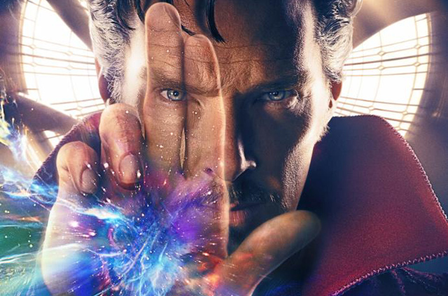The Doctor Strange Trailer is Here!