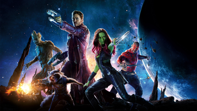 Highest Grossing Superhero Movies: Guardians of the Galaxy