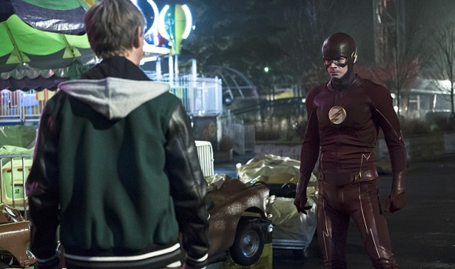 Doppelgangers Collide and Dr. Wells Has a Harebrained Idea in The Flash 2.19 Recap