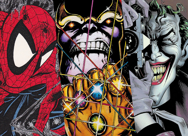 Best Comic Book Cover Artists : Best superhero comic book covers superherohype