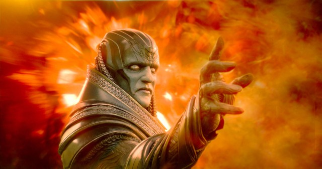 Oscar Isaac Talks Power & Destruction in X-Men: Apocalypse