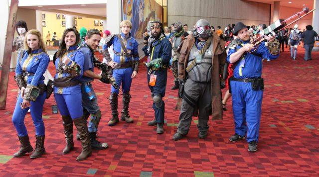 Over 70 More Cosplay Photos from Atlanta's MomoCon