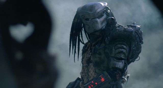 Shane Black says that the Predator costume design will have an upgrade in the upcoming 20th Century Fox sequel that he's attached to both write and direct.