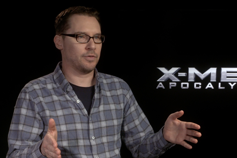 Check out our new video interview with Bryan Singer, four-time X-Men director, including this Friday's Marvel mutant ensemble, X-Men: Apocalypse.