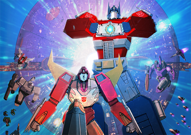 Shout! Factory Brings Home Transformers: The Movie