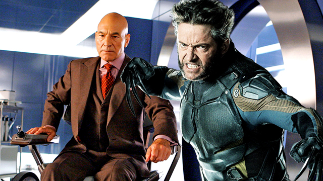 Check out a new set of Wolverine 3 set photos, featuring stars Hugh Jackman and Patrick Stewart. The James Mangold film is now in production.