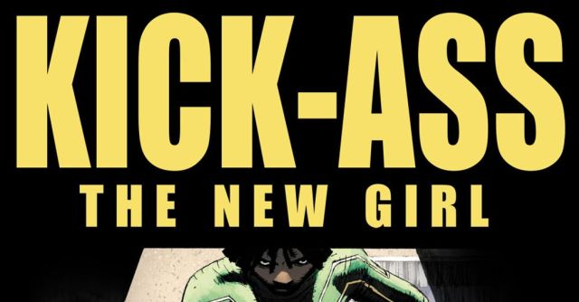 Mark Millar Relaunching Kick-Ass Comic with a Different Hero Under the Mask