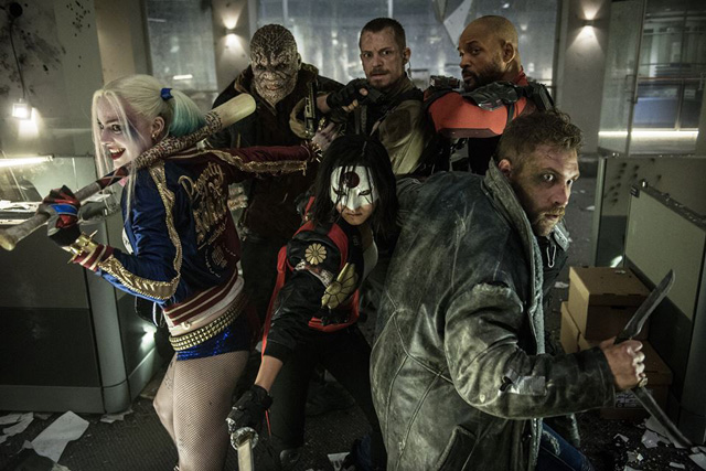 Suicide Squad is Passing the $700 Million Mark Monday