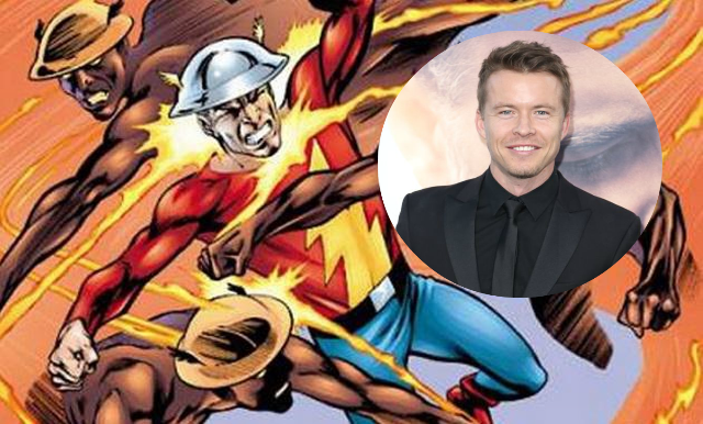 First Flash Season 3 Promo, Todd Lasance Cast as The Rival