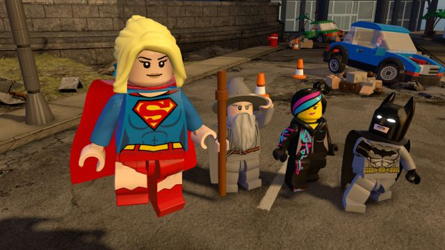 supergirl coming to lego dimensions starter packs for ps4