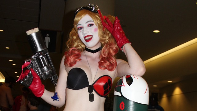 More DC Cosplay from Fan Expo Canada