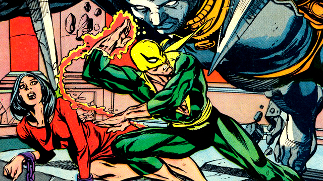 The list of great Iron Fist stories continues.