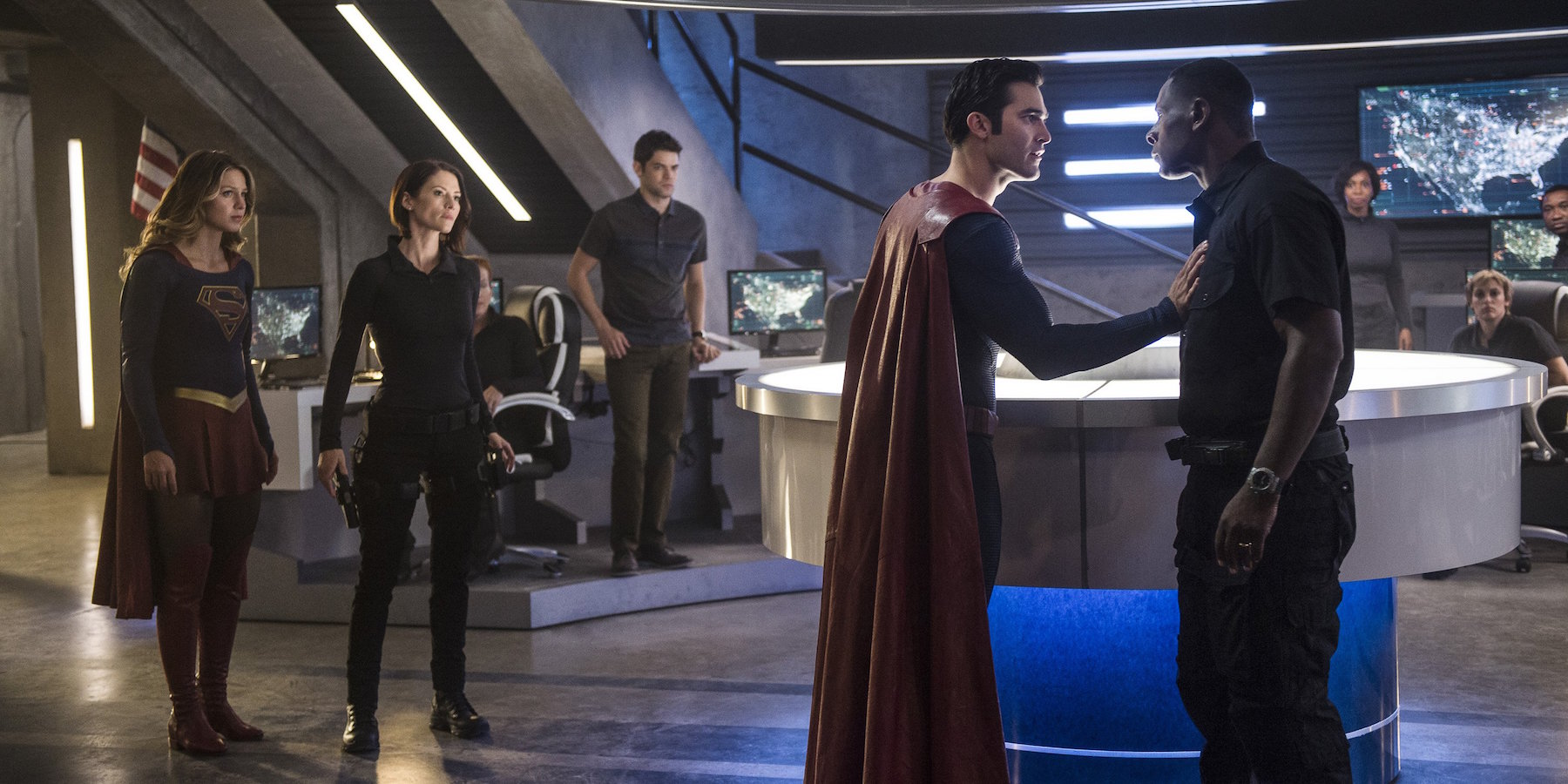 Supergirl Recap: An Ode to Cat Grant