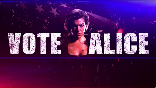 Oitnb S Ruby Rose Lands Resident Evil The Final Chapter: Vote Alice: Watch A Resident Evil Election Spot