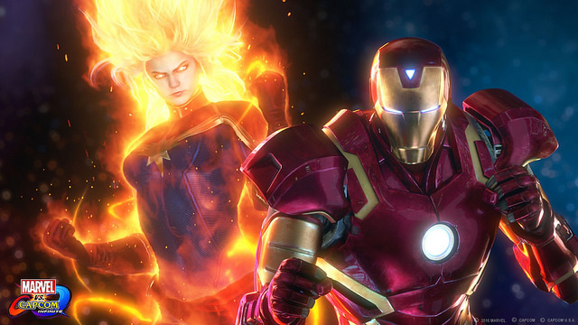 Marvel vs. Capcom Infinite Announced at PSX