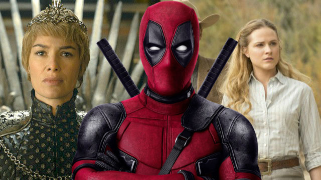 Deadpool, Game of Thrones, and Westworld Nominated for Golden Globes