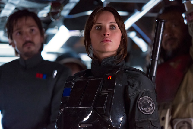Rogue One Crosses the $900 Million Mark