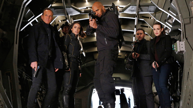 "Take a look at this week's all-new Marvel's Agents of SHIELD, ""The Man Behind the Shield""."