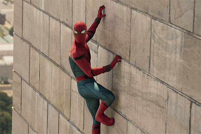 Image result for Spiderman Homecoming screenshots
