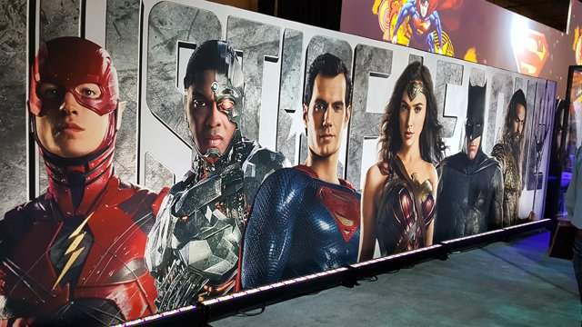Upcoming 2017 Movie Posters: Licensing Expo 2017: Justice League Costumes, New Movie