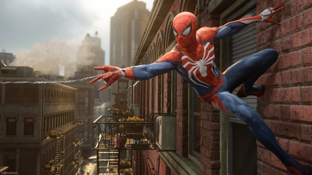 New trailer and release date revealed for Sony's Spider-Man PS4 at their E3 conference!