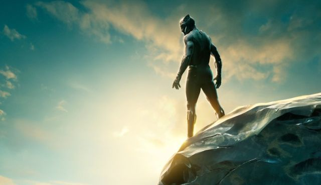 Black Panther Receives A Cool New Poster At Comic-Con 2017