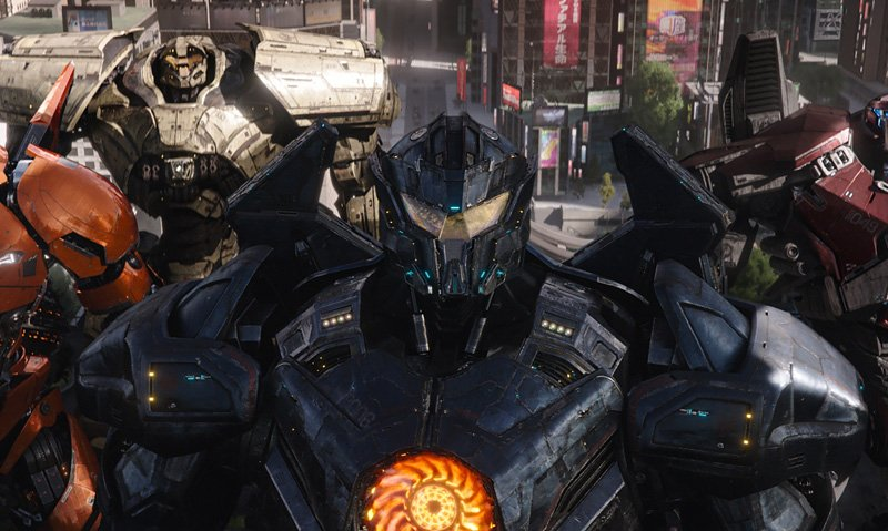 Pacific Rim Uprising Interviews from the Sydney Set