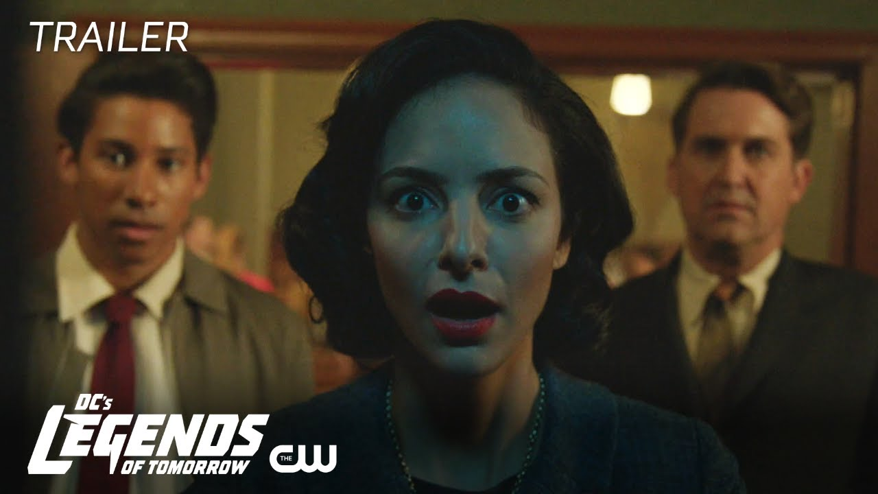 maxresdefault - The Legends of Tomorrow Meet Elvis in New Episode Promotion