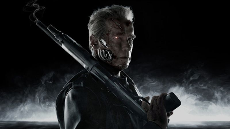 old man terminator - New Terminator Movie to Start Production This Summer