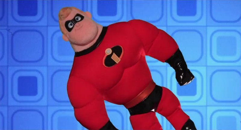 Baby Toy Commercial : Relive the glory days in incredibles vintage toy