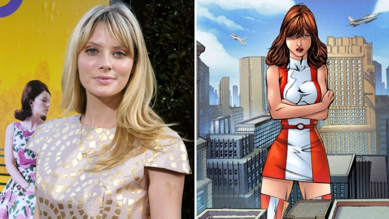 April Bowlby Will Stretch from Titans to Doom Patrol as Elasti-Woman