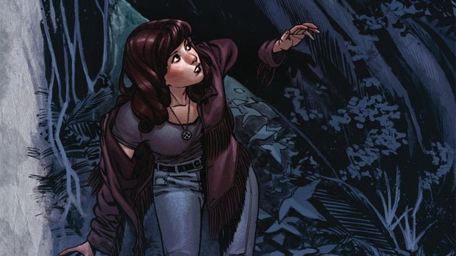 Exclusive Preview: X-Men Gold Annual #2 Flashes Back To Kitty Pryde's Past