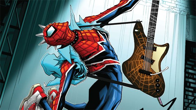 Exclusive Preview: Spider-Punk Returns in Edge of Spider‑Geddon #1