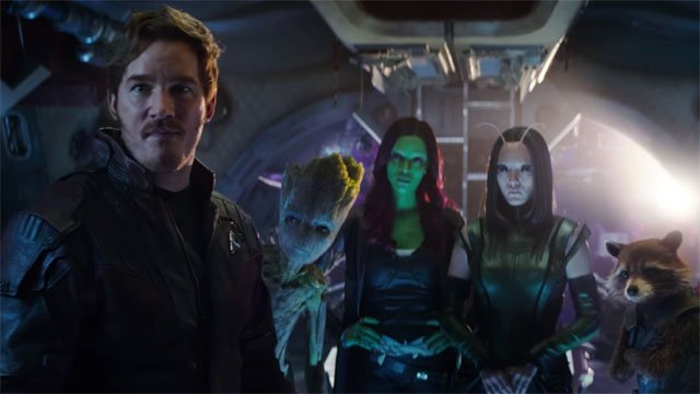 GUARDIANS OF THE GALAXY VOL. 3 Delayed Indefinitely