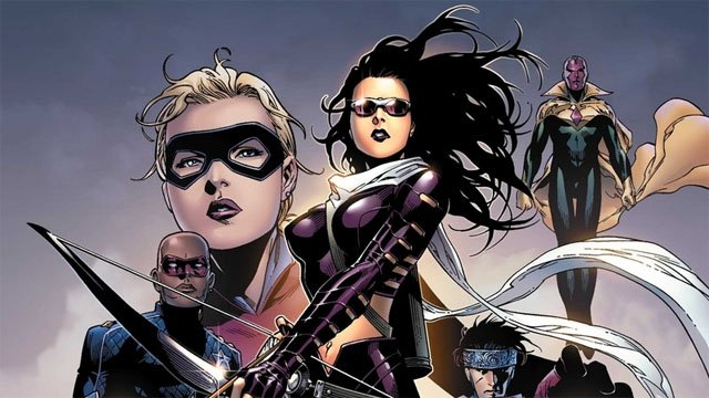 Marvel Female Superhero Series Is Happening with Wonder Woman Writer at ABC